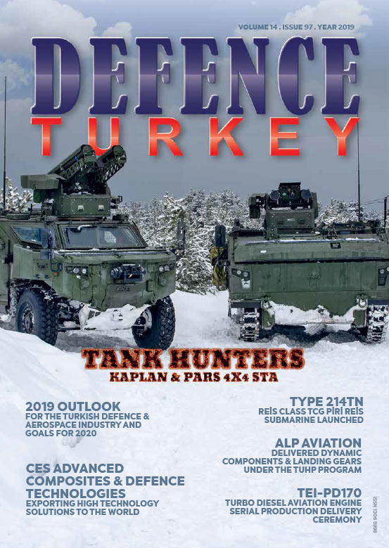 Defence Turkey Magazine Issue 97