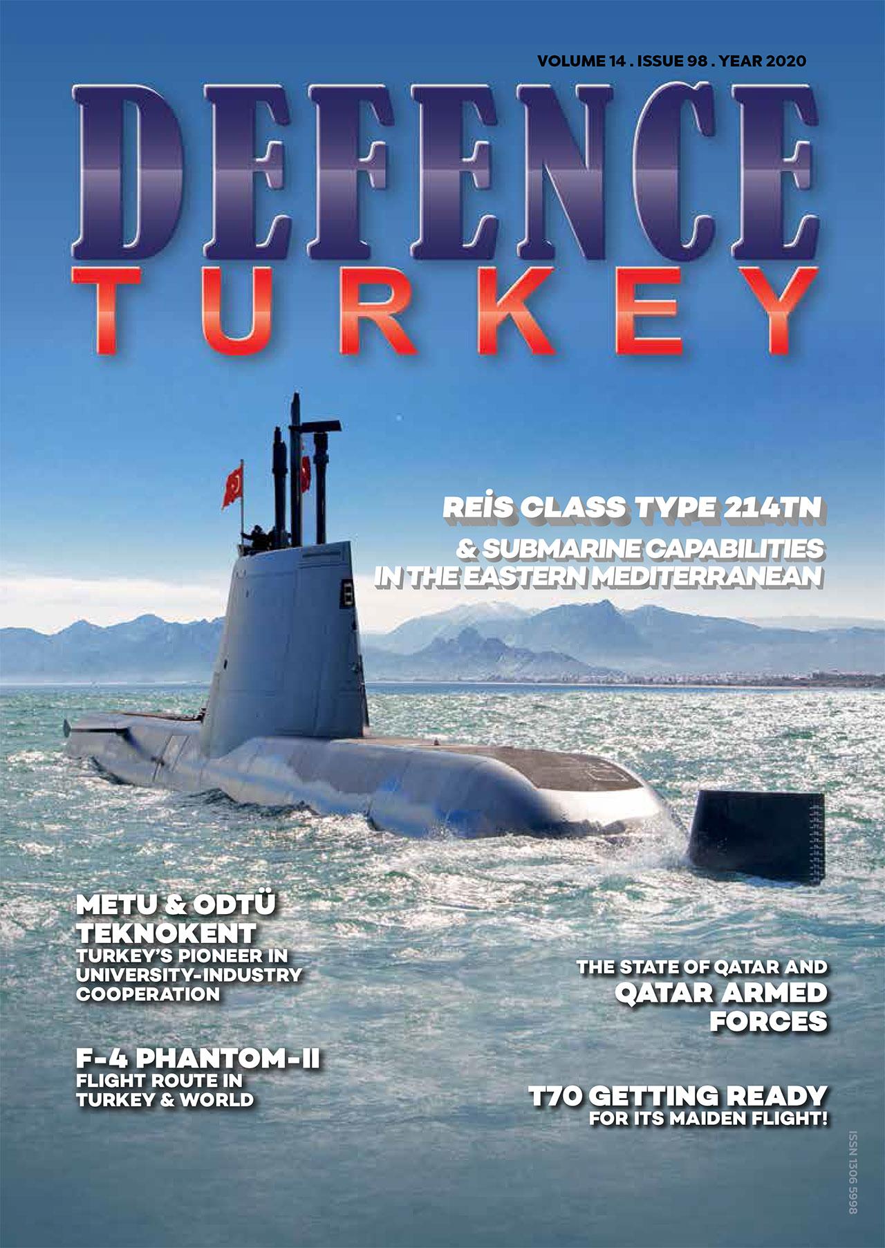 Defence Turkey Magazine Issue 98