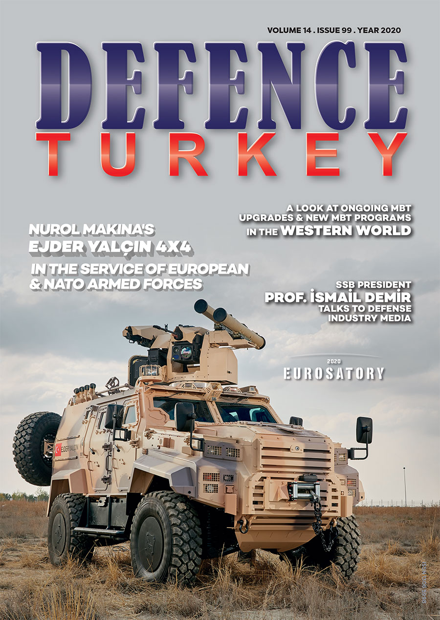 Defence Turkey Magazine Issue 99