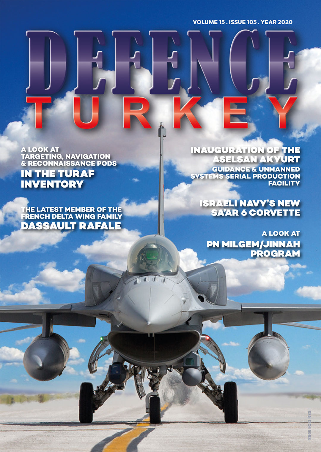 Defence Turkey Magazine Issue 103