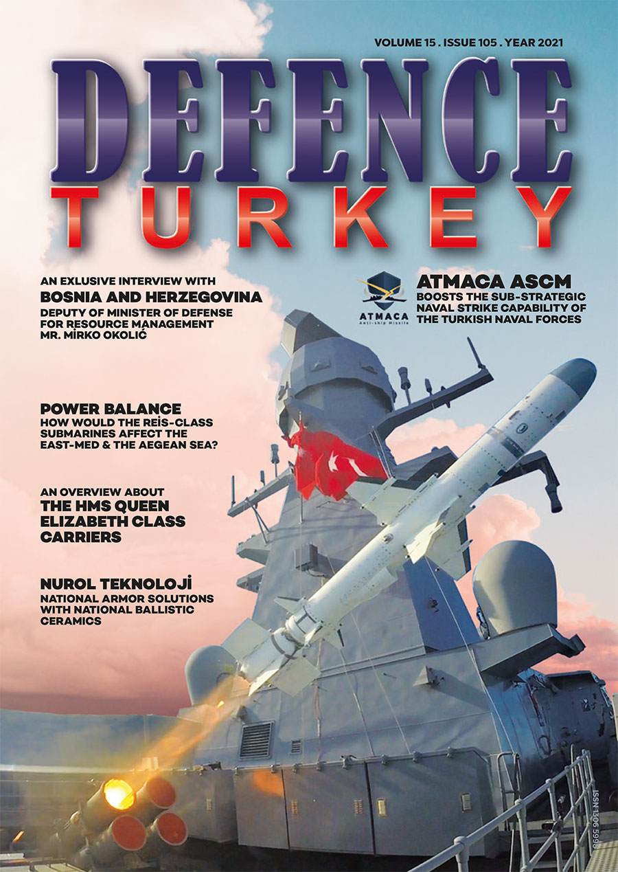 Defence Turkey Magazine Issue 105