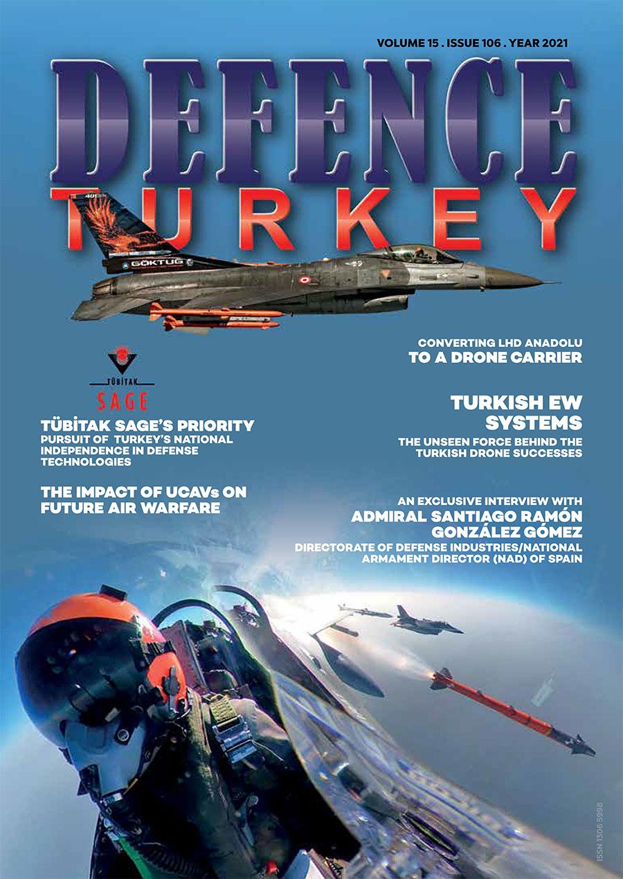 Defence Turkey Magazine Issue 106