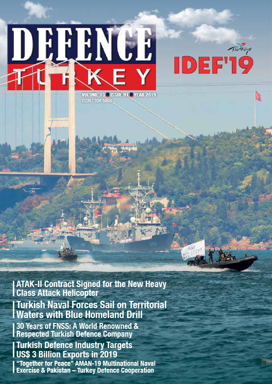Defence Turkey Magazine Issue 91