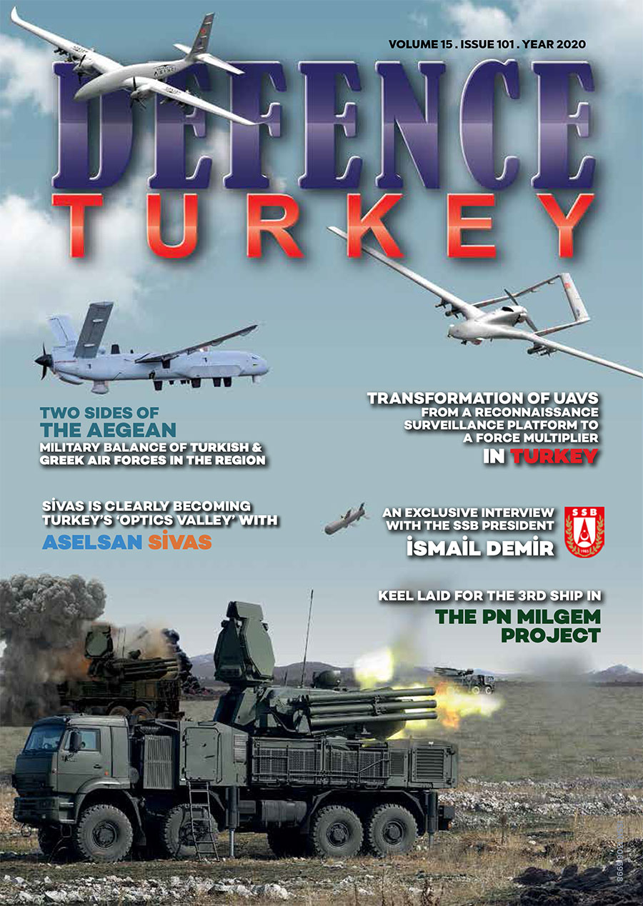 Defence Turkey Magazine Issue 101