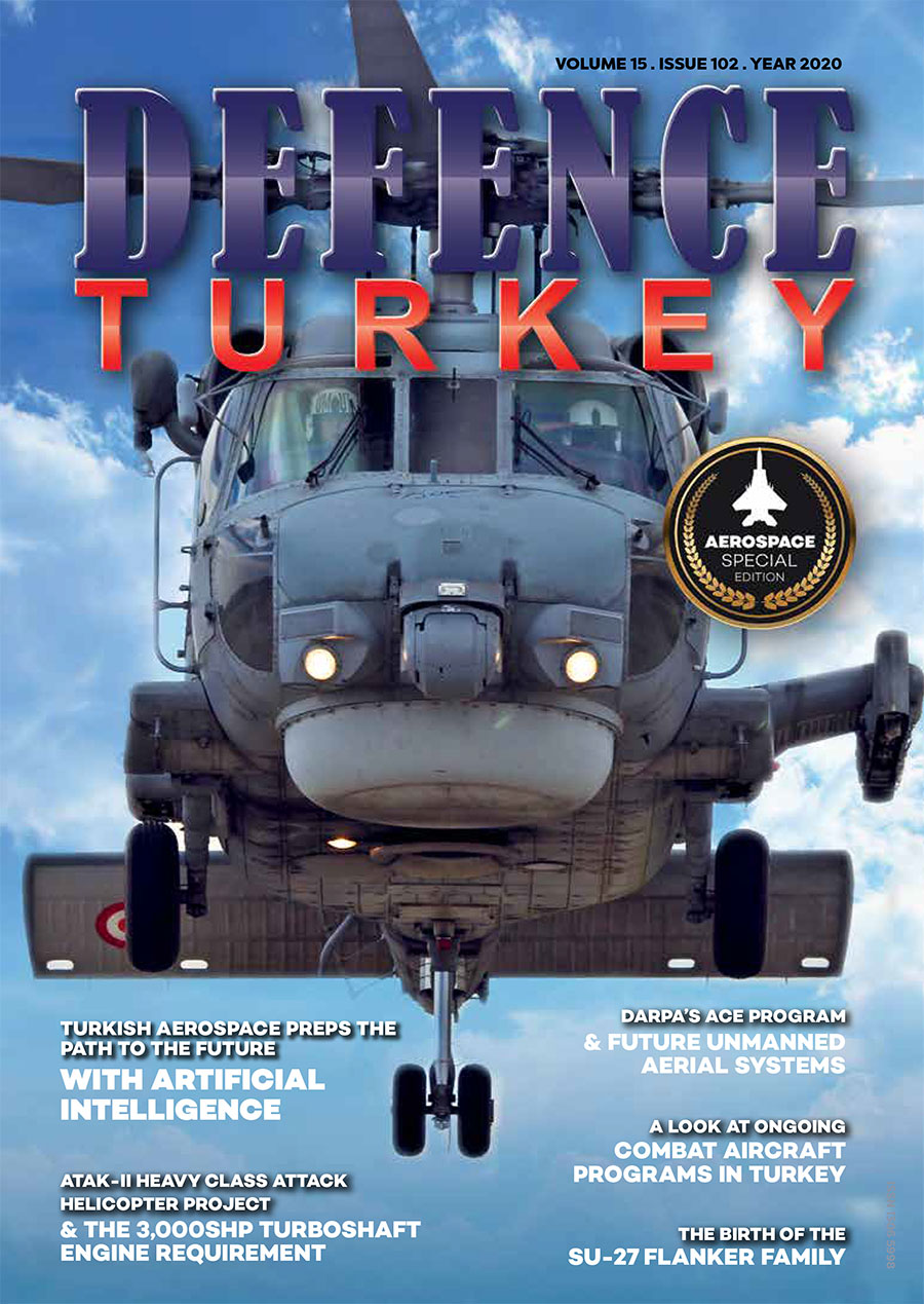 Defence Turkey Magazine Issue 102